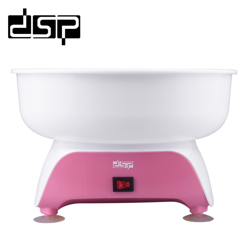 DSP Home-made Marshmallow DIY Kids Snacks Cotton Candy Machine Professional 220-240V 450W