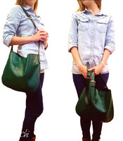 Vintage-tasche Neuer Amerikanischen LUXUS Art-echtes Leder Frauen Umhängetasche Marke Designer Rindsleder handtaschen Haut Crossbody tasche