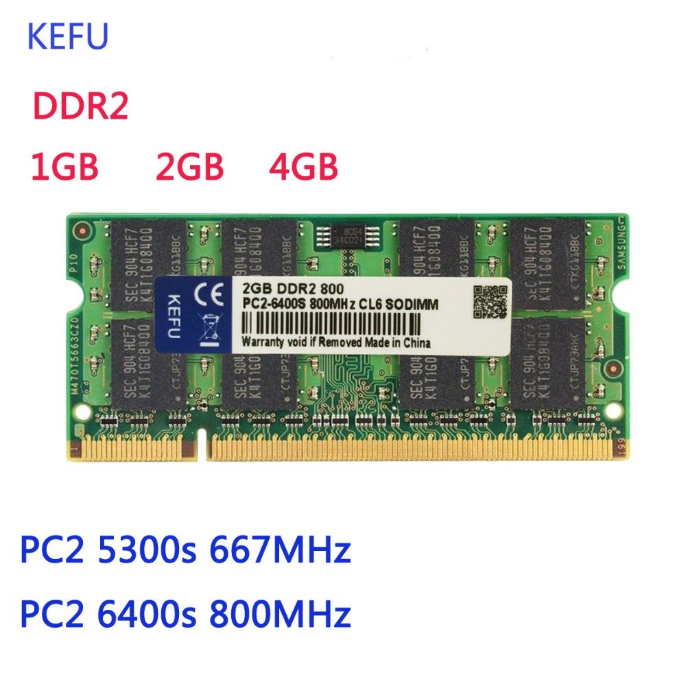 1 Gb 2 Gb Ddr2 800 800 Mhz Pc2 6400 Ddr2 667 667 Mhz Pc2 5300 200pin Laptop Notebook Sodimm Speicher Rams Duftendes Aroma