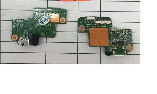 US $24 0 |NEW Original For LENOVO Lenovo S8 50 S8 50LC 3G/4G Micro USB Sub  Board USB Charging Port Dock Connector Board T8LA_USB-in Tablet LCDs &