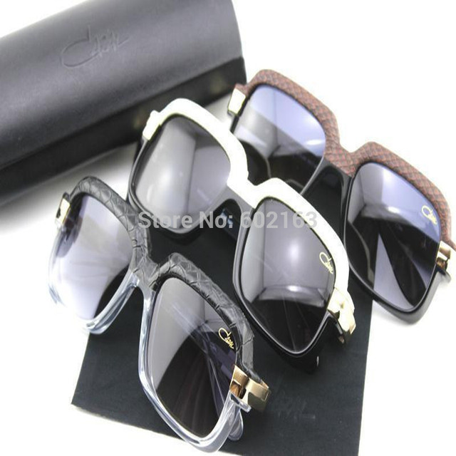 518706681b DHL Free Shipping Germany Vintage Sunglasses Cazal 607 Half-Snake Skin  Acetate Frame and Gradient
