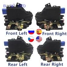 Привод защелки дверного замка центральный механизм двигателя для VW Touran Caddy Jetta Golf5 Seat Toledo Skoda Octavia 3D1837015 3D1837016A