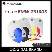 KODASKIN Side Stand Enlarge Extension Pad Kickstand for BMW G310GS G310R 2017-2018