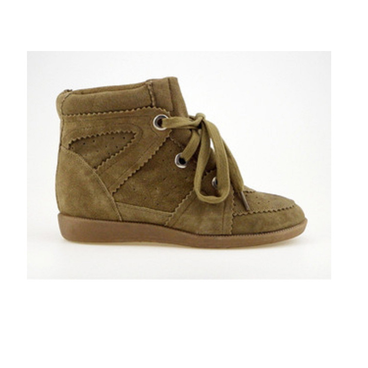 Grey red black Beige Cuir Patchwork Patchwork En Véritable Augmentant Hauteur dark Plateforme blue Femmes coffee À Bobby Dropshipping Green Casual Blue Automne army white dark Chaussures Respirant noir Hiver wqx14a6f