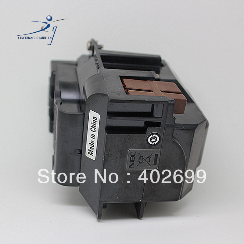 VT75LP compatible projector lamp with housing for CANON LV-7240; LV-7245; LV-7255; LV-7265 compatible bare bulb lv lp06 4642a001 for canon lv 7525 lv 7525e lv 7535 lv 7535u projector lamp bulb without housing