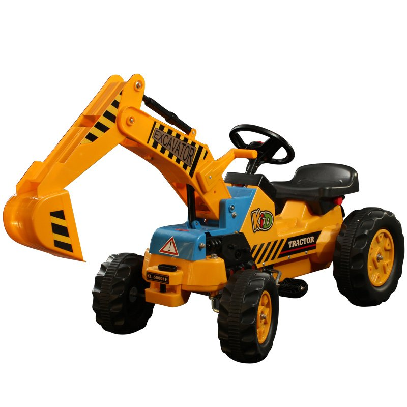 childrens pedal ride on carkids ride on toyspedal car for childrenkids ride on carexcavator truck
