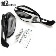 Motorcycle Rearview Mirrors Rear View Side Mirror Motorbike Accessories For Ducati 696 1100 evo monster 900 1098 S 848 Diavel недорого