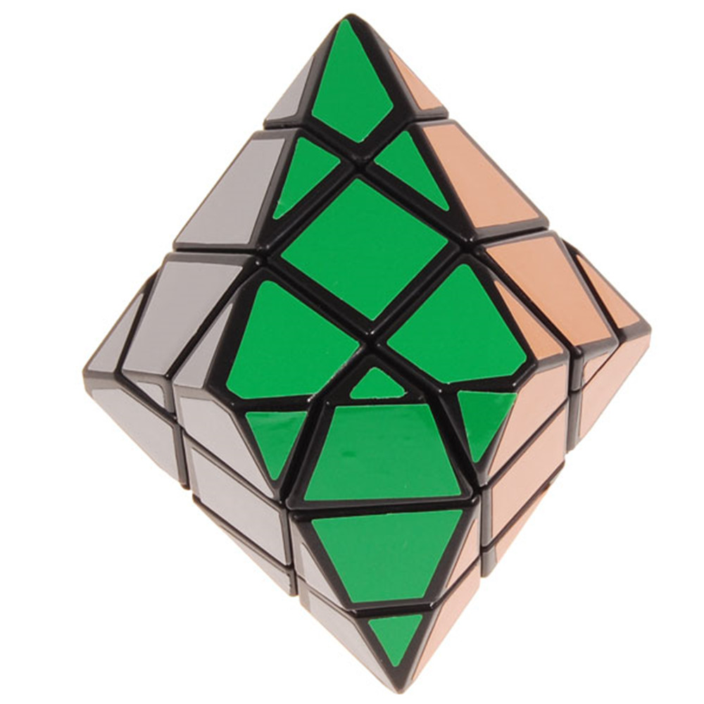 DianSheng Hexagonal Pyramid Dipyramid 3x3x3 Shape Mode Magic Cube Puzzle Education Toys for Kids Children in Magic Cubes from Toys Hobbies