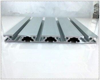 15180 alüminyum ekstrüzyon profili duvar kalınlığı 2.2mm oluk genişliği 8mm uzunluk 300mm endüstriyel alüminyum profil tezgah 1 adet