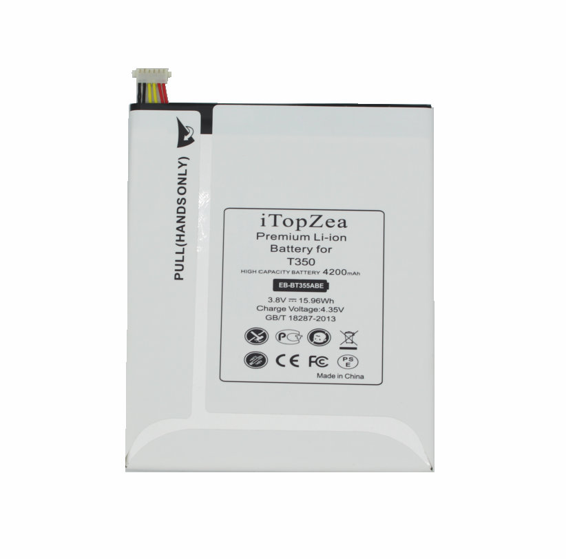 1x4200mAh EB BT355ABE Replacement Battery For Samsung