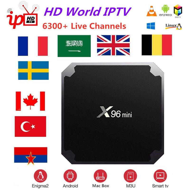 Cheap product smart tv box x96 mini in Shopping World