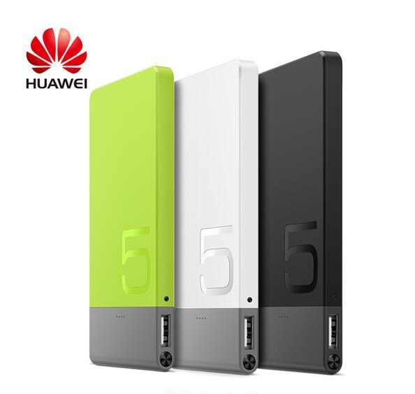 Оригинал Huawei Power Bank 5000 мАч Портативное Зарядное Устройство powerbank Для P10 XIAOMI каррегадор portatil para celular