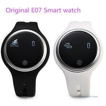 Mesuvida E07 Reloj Inteligente Bluetooth 4.0 Contestador Teléfono Podómetro Sleep Monitor de Captura Remota IP67 A Prueba de agua Deporte Smartwatch