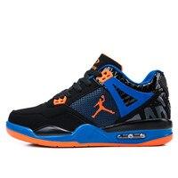 Yeni Erkekler basketbol ayakkabı 2016 hava sole Yastık Erkek yüksek ayak bileği Çizmeler Üst scarpe sepeti zapatillas artı boyutu 10 11 12