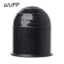 Universel 50MM Auto barre de remorquage boule couvercle bouchon attelage caravane remorque boule de remorquage protéger