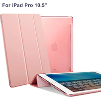 For IPad Pro 10 5 Case Smart Cover For New Apple IPad Pro 10 5 Inch