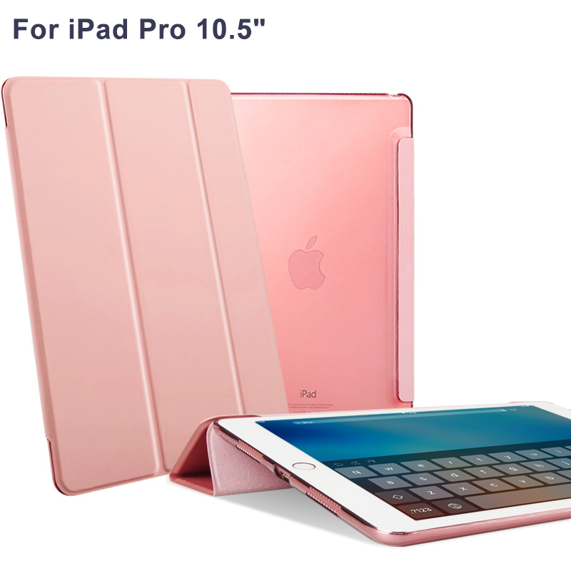 for iPad Pro 10.5 Case,Smart Cover for New Apple iPad Pro 10.5 Inch 2017 Model with Auto Sleep/Wake PU Leather Shell timetang 2017 leather gladiator sandals comfort creepers platform casual shoes woman summer style mother women shoes xwd5583