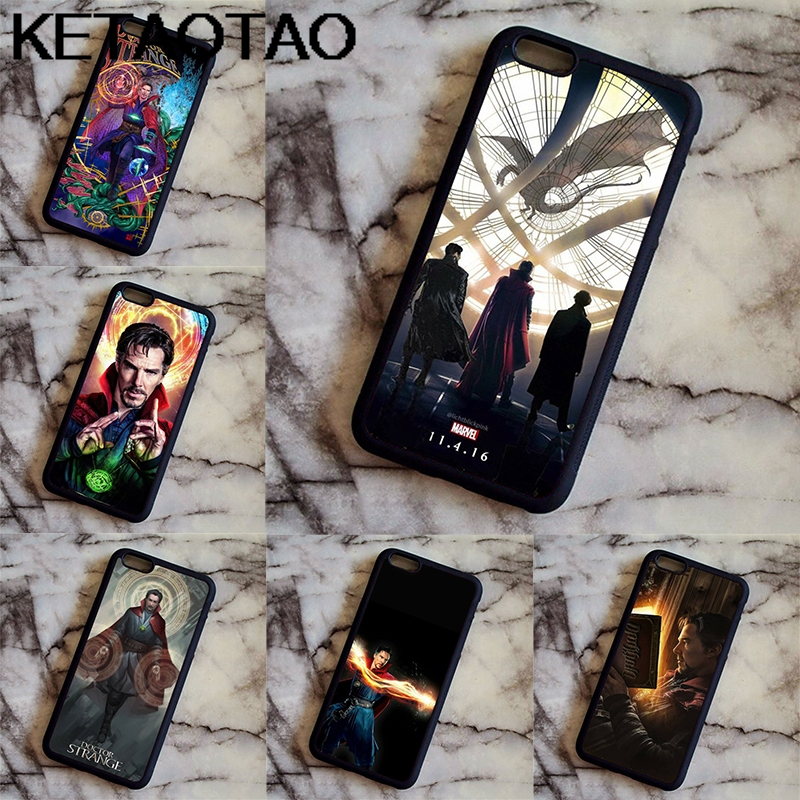 Phone Bumper Brilliant Ketaotao Latest Doctor Strange Pattern Printing Phone Cases For Samsung S3 4 5 6 7 8 9 Note 5 7 8 Case Soft Tpu Rubber Silicone To Have Both The Quality Of Tenacity And Hardness