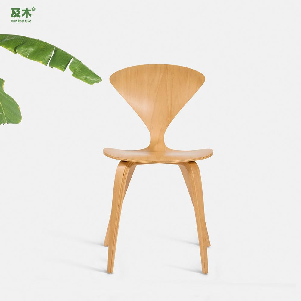 wood furniture and modern minimalist fashion white oak black walnut wood dining chair design yz015 ch177 natural side chair walnut ash