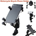 Adjustable Motorcycle Bike Bicycle Phone Holder Shockproof Handlebar Mount Universal For Samsung Huawei for iphone 6s for Xiaomi