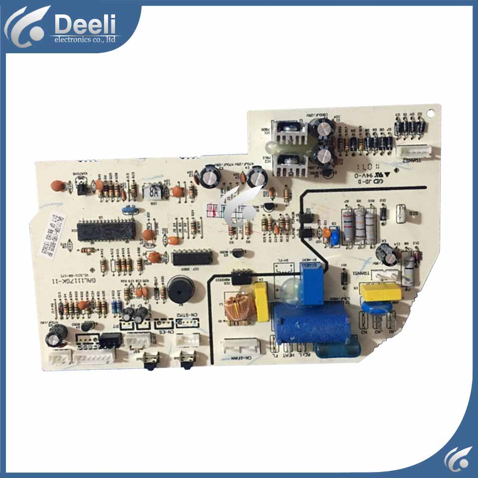 90% new used for air conditioning computer board GAL1117GK-11RD-B0045 GAL1117GK-11 PC board pc board air conditioning accessories board 0010400526 used disassemble