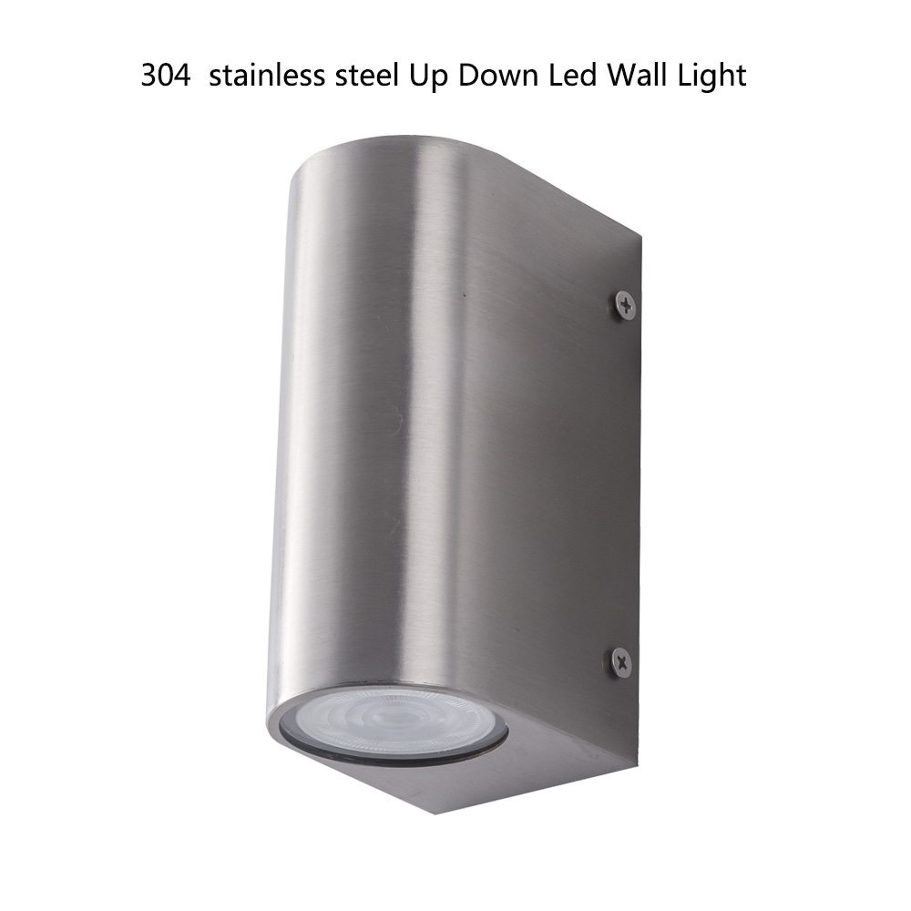 LED Bracket Light up down Led Wall Lamp stainless steel Sconce Wall Lights 10W outdoor wall sconce lighting wall art lampsLED Bracket Light up down Led Wall Lamp stainless steel Sconce Wall Lights 10W outdoor wall sconce lighting wall art lamps