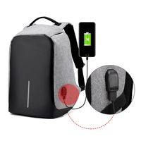 2017 Multifunction USB Charging Men Laptop Backpacks For Teenager Male Mochila Leisure Anti Thief Tactical Backpack