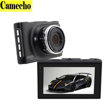 "Original Novatek 96223 Car DVR 3"" Full HD 1080p Car Camera Cycle Recording G-sensor Recorder Dashcam Video Registrator Dash Cam"