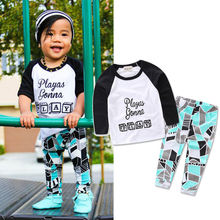 New Baby Kids font b Clothing b font Set Newborn Toddler Infant Baby Girl font b