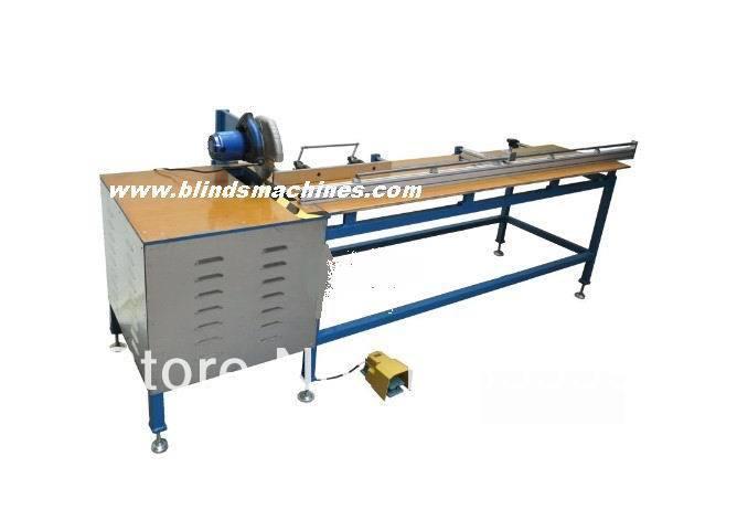 Manual Cutting Machine For Wooden Pvc Venetian Blinds Slat