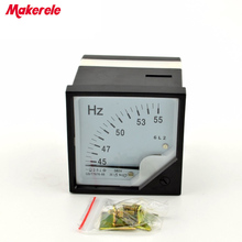 MK6L2(HZ 380) Pointer Diagnostic-tool Tester Cymometer frequency Portable Counter Swr meter hertz 45-55 Analog Only все цены