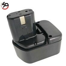 Laipuduo 12v 3.0Ah Ni-MH power tool battery for HITACHI EB1212S, EB 1212S, EB 1214L, EB 1214S, EB 1220BL, EB 1220HL цена в Москве и Питере