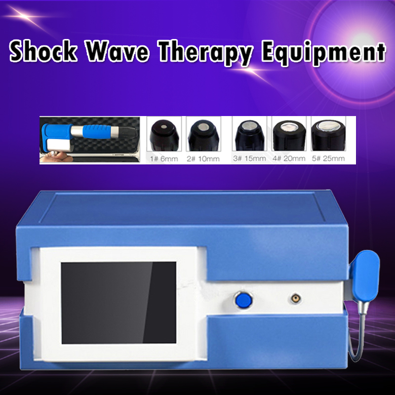 Shock Wave Therapy Pneumatic Extracorporeal Shoulder Pain Relief Treatment Radial Shockwave Health Care Massager Machine
