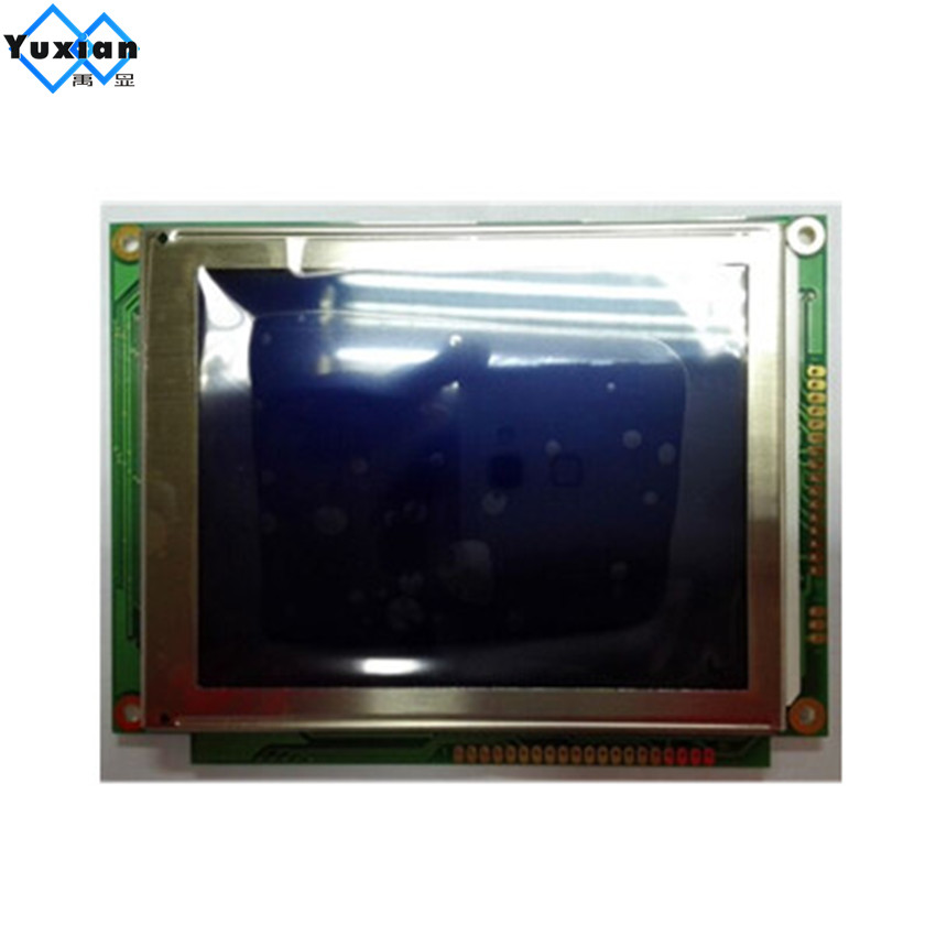Image 2 - 1pcs fee shipping 320x240 lcd display blue without control  DMF50081 LG3202404BMDWH6N good quality  ICOM IC 756PROIII-in Screens from Consumer Electronics
