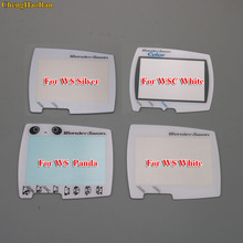 5 видов цветов Выберите серебристо белую замену для BANDAI Wonder Swan Color WSC WS защита для экрана объектива
