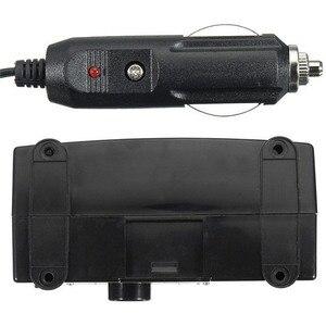 Image 5 - 12V 35W 미니 자동차 물 팬 12V 에어컨 설치를 추가 할 수 있습니다 자동차 충전기 어댑터 자동차 인테리어에 의해 구동