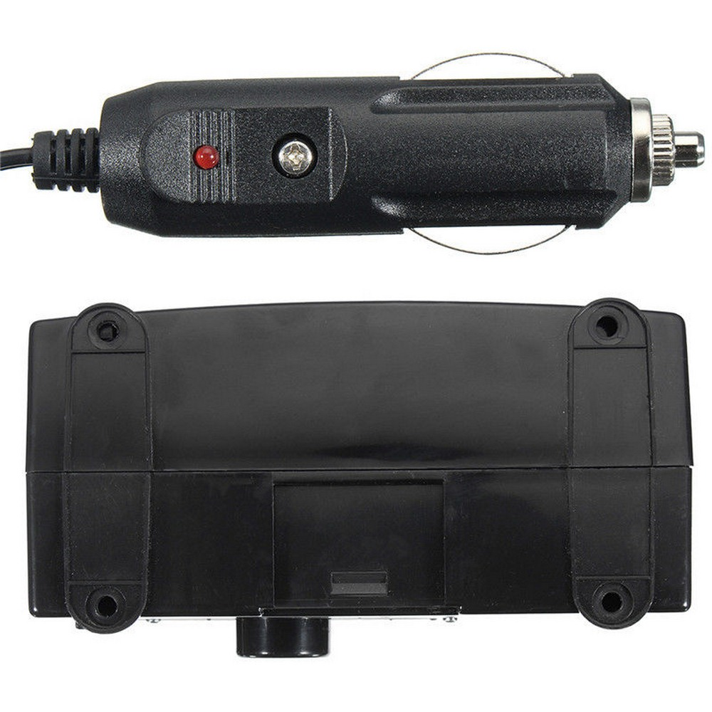 Image 5 - 12V 35W Mini Car Can Add Water Fan 12V Air Conditioning Installation Powered By Car Charger Adapter Car Interiors-in A/C & Heater Controls from Automobiles & Motorcycles