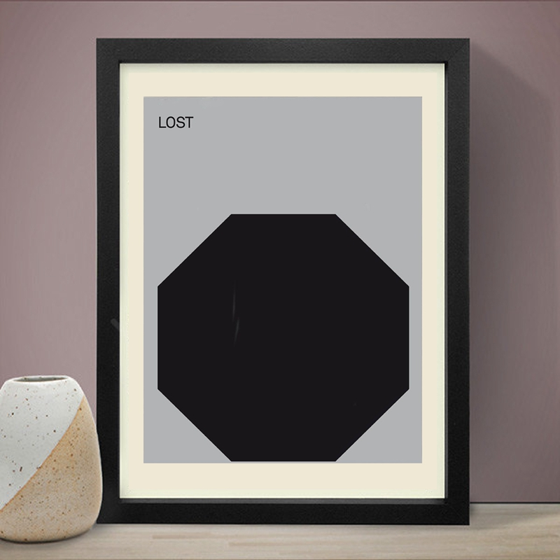 Breaking Bad Game of Thrones Canvas Modern Home Office Wall Art Print