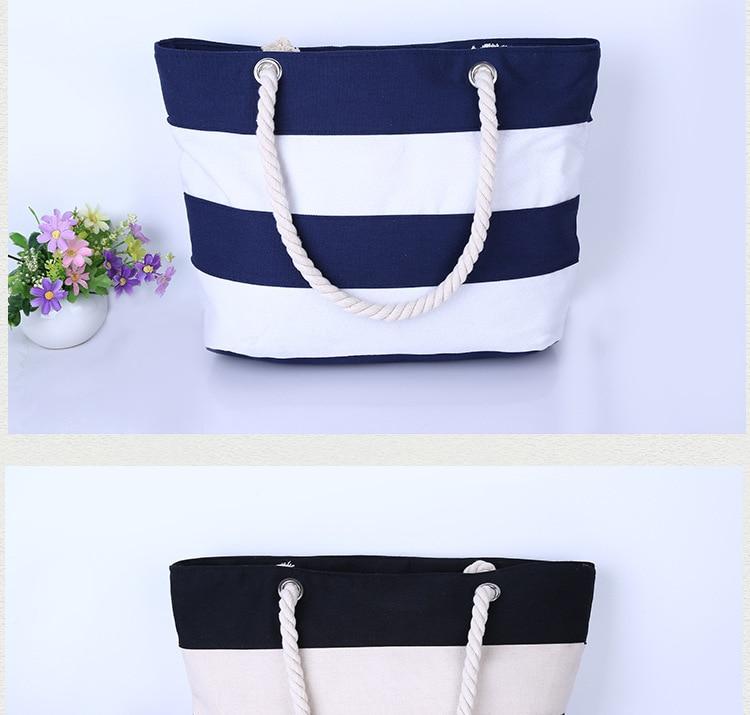 HTB1OYwHcOjQBKNjSZFnq6y DpXaO - Women's Beach Striped Handbags