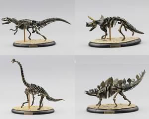 Radio carbon dating dinosaur bones toys