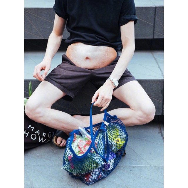 Amorus Hot Popular Dad Bag Dad bod Waist Phone Pouch for Samsung for Huawei Universal Fanny Beer Belly Pack Funny Bags Dadbag