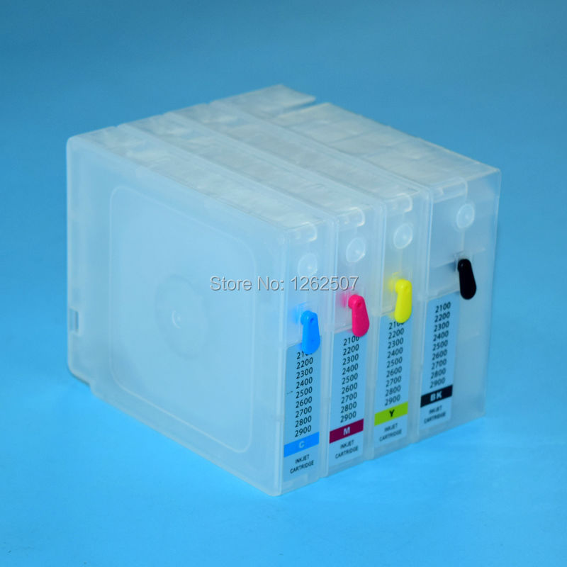 цены  Refill ink cartridge pgi2200xl for canon bulk ink cartridge with chip pgi 2200 xl empty plastic box