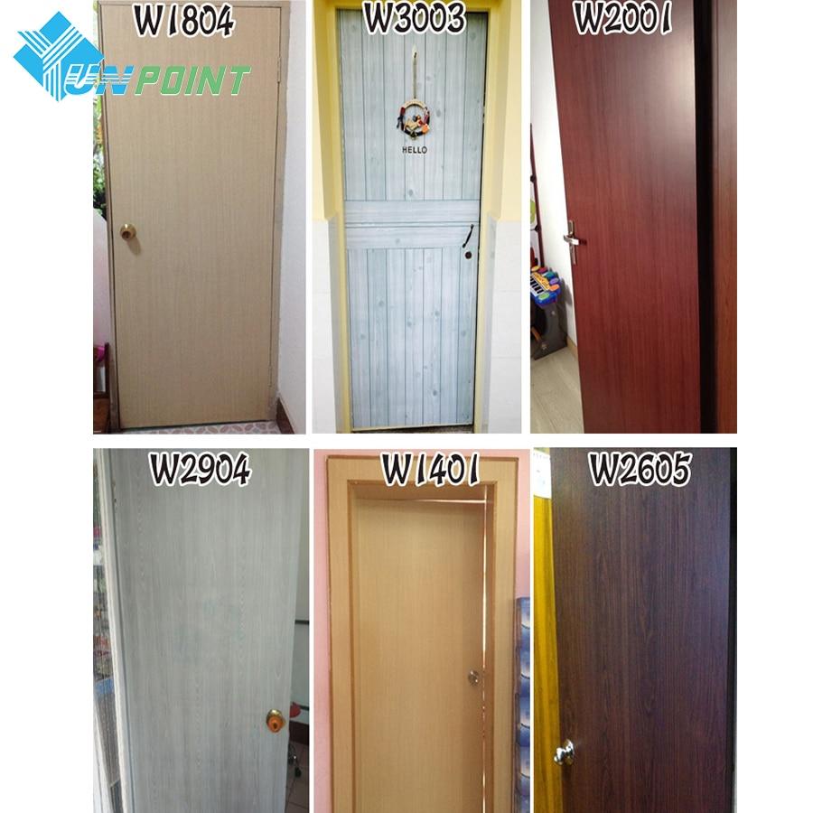 5 /10M Self adhesive Wood Grain Wallpaper Waterproof Old Furniture Vinyl Stickers Wooden Door Wardrobe Desktop PVC Wall papers-in Wallpapers from Home ...  sc 1 st  AliExpress.com & 5 /10M Self adhesive Wood Grain Wallpaper Waterproof Old Furniture ...
