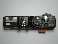 new for Canon G1X Mark II G1X2 Top Cover Mode Dial Assembly Repair Part