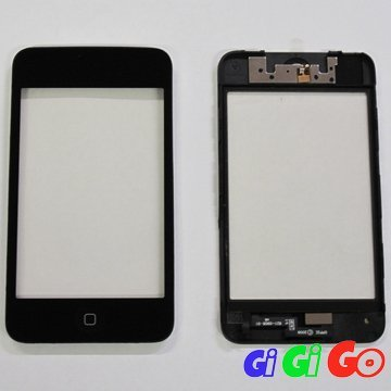 Free Shipping Original Digitizer Touch Screen Panel Assembly for iPod touch 3rd Gen