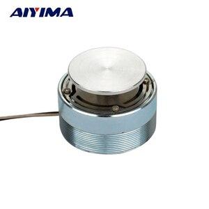 Image 1 - Aiyima 1 Pc Full Range Speaker 20W 4/8ohm 44 Mm Audio Trillingen Treble Hoorn Hifi Tweeter Unit resonantie Speaker Stereo Luidspreker