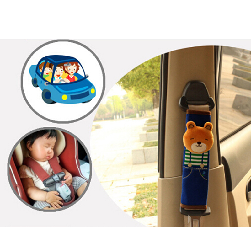 Baby Child Cute Animal Safety Belt For Shoulder Protection