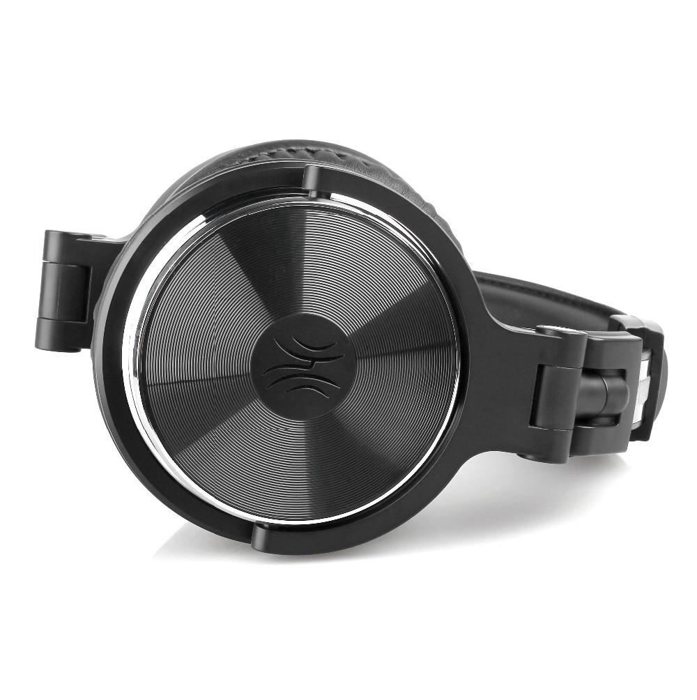 Wired Dj headphone with mic