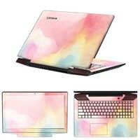 Laptop sticker waterproof three-sided back+ screen border+ keyboard cover laptop skins for hp 15.6 Lenovo MateBook X Pro AL-031