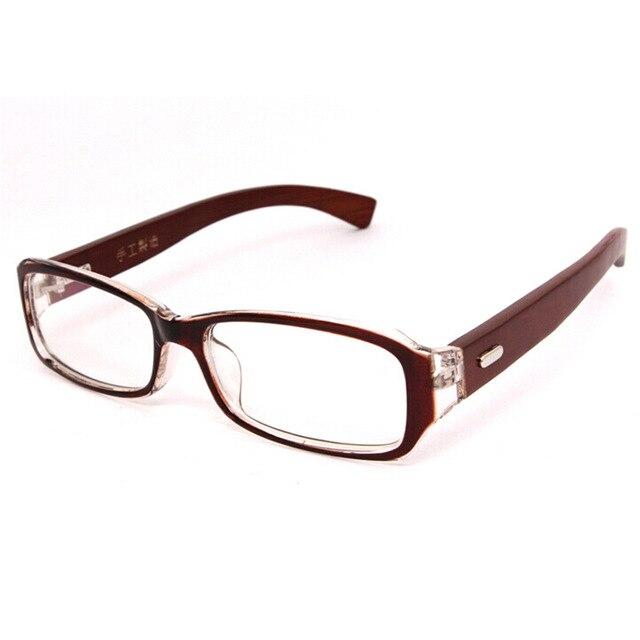 brand designer new natural wood glasses frame simplicity vintage wooden eyeglasses frames womens and mens spectacle - Wood Eyeglass Frames